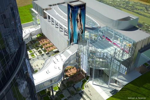 Armada 2 Shopping Center Environmental Design Project